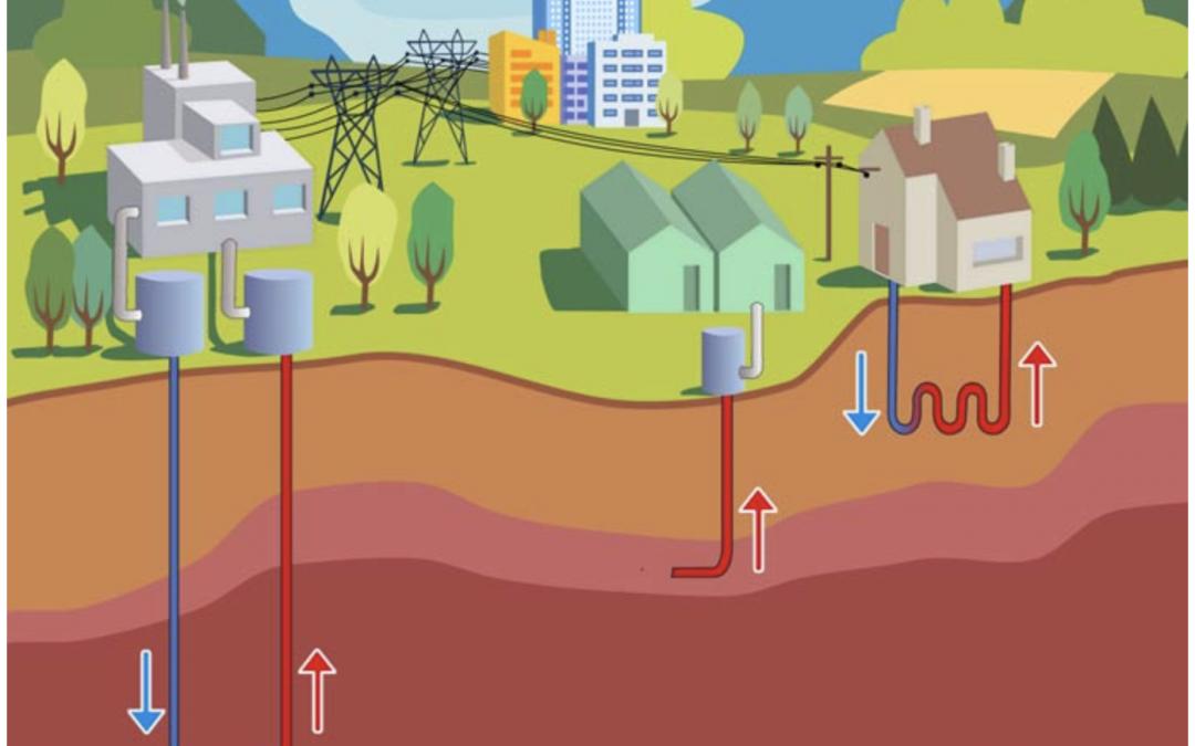 Cordis Results Pack on geothermal