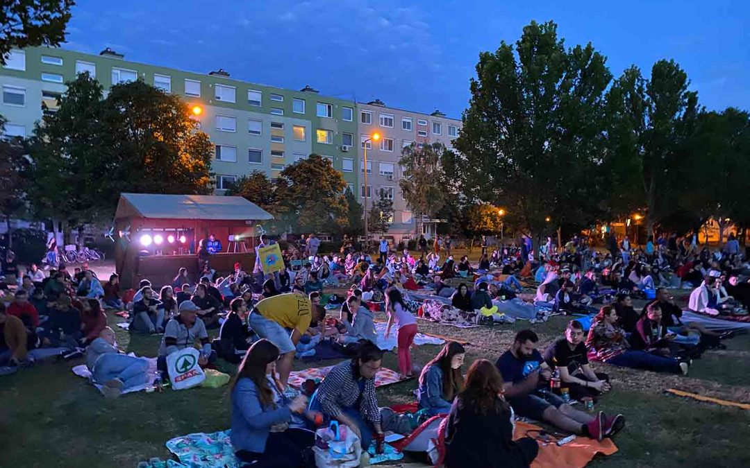 Summer activities in the district heating system of Szeged, the Hungarian case study