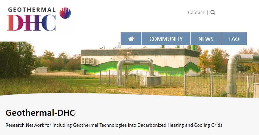 Collaboration with Geothermal-DHC