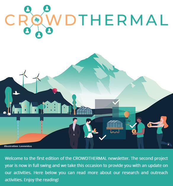 CROWDTHERMAL newsletter I